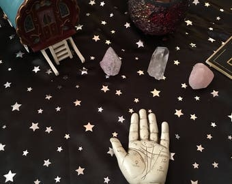Palmistry future reading-3 questions-gypsy-PDF