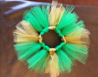 Sale Clearance Baby girls size 6-9 months St Pattys day tutu! St Patrick's Day green luck o the Irish