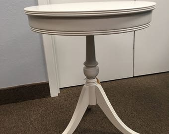 Gold Claw Side Table