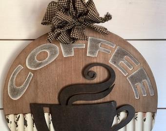 Coffee Decor, Kitchen Decor, Coffee Cup, Cup Of Joe, Wall Decor, Part 60