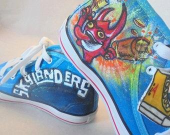Skylanders Sneakers