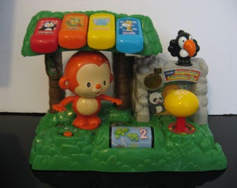 Vtech - Learn and Dance Interactive Zoo Toy