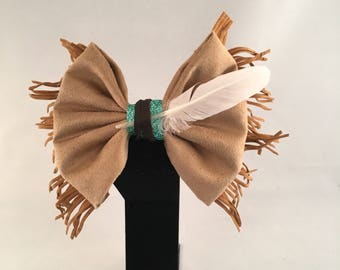 Pocahontas inspired bow!