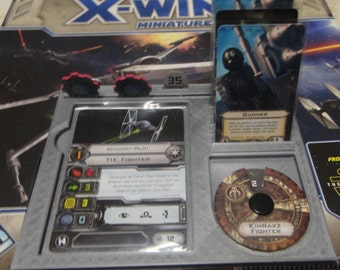 X-Wing Miniatures Ship Dashboard Set of 4