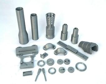 DL 44 Blaster parts