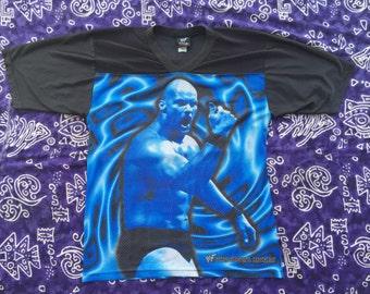 1999, WWF, Raw Is War, Stone Cold Steve Austin Jersey