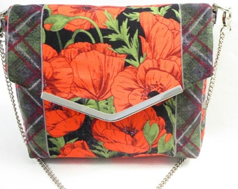 Shoulder bag - purse - for her - gift women - girlfriend gift - handmade handbags - gift for her - gifts for Mom - bags and purses - gifts