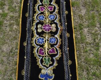 """Uzbek suzani """"Golden valley"""" art 7"""