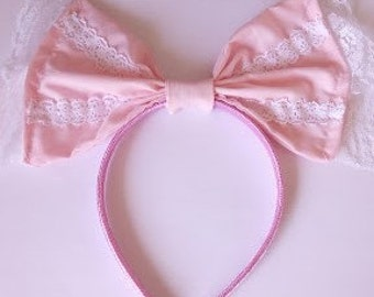 Kawaii lolita Bow Headband