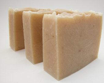 Goat's Milk Soap, Eucalyptus Spearmint Soap, Goat Soap, Handmade Soap