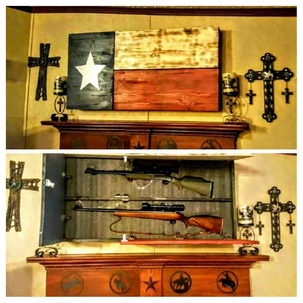 Gun Cabinet Texas Concealed
