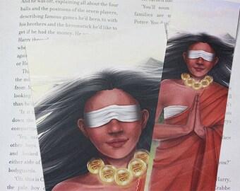 One Element Bookmark + One Postcard