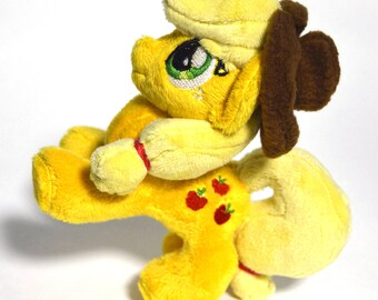 Applejack My Little Pony Plush Toy
