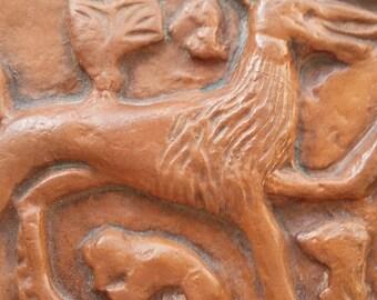 Terracotta Tiles Etsy