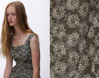 60s Cotton Dress ~ On Sale