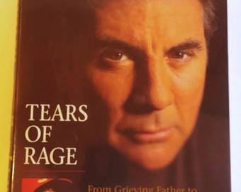 Tears of Rage by John Walsh  Hardcover  1st Edition  True Crime