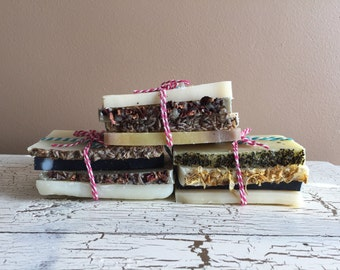 Soap sample set - All Natural Handcrafted Soap