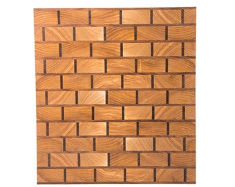 Brick Cutting Board