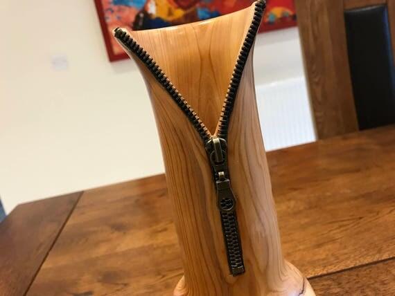 The Zip Vase