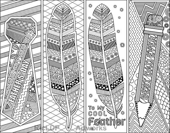 8 Printable Father 39 s Day Coloring