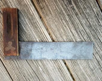Vintage Tool Keen Kutter Square Measuring Tool Carpenters Woodworkers Craftsmen