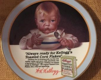 Always Ready for Kellogg's Toasted Corn Flakes