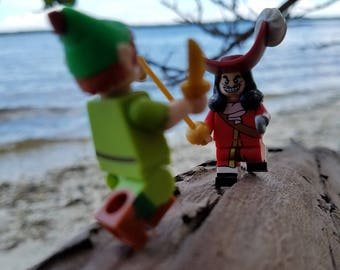 Lego Photography - Peter Pan