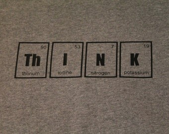 PERIODIC TABLE- THINK