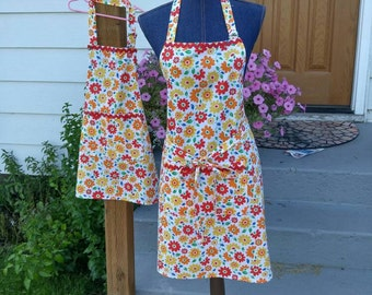 Mommie and Mini Me Aprons