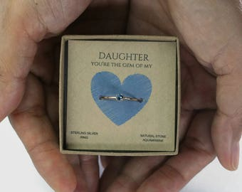Add on Daughter ring