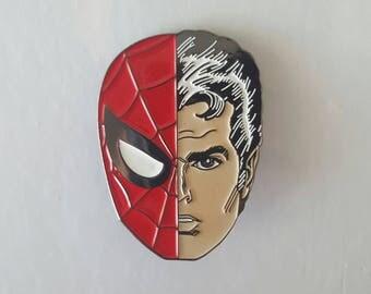 Spider-Man Romita 80s retro enamel pin