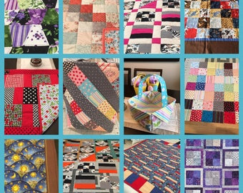 Custom quilt, select quilt pattern, select quilt colors, all cotton, all Themes, all sizes