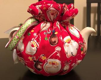 Christmas tea cozy