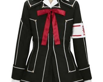 Vampire Knight Day Class Girl Kurosu Yuuki Cosplay Costumes