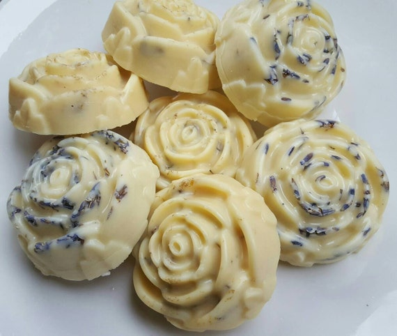 Lotion Bars | Lavender and Chamomile Solid Lotion Bars | Bouquet of 7 Lotion Bars (Local Pickup Only Cincinnati Area | See Events Page)
