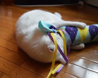 Catnip Toy Kick Stick, the Kitty Kix CMD201