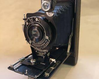 Vintage Kodak no.1A Pocket Folding Bellows Camera