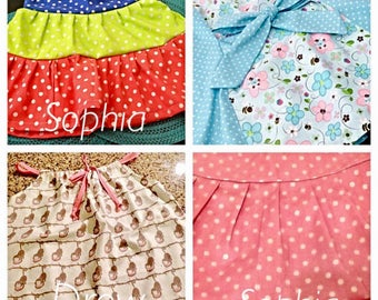 Clothing•Girls Dresses•Two Styles to choose from