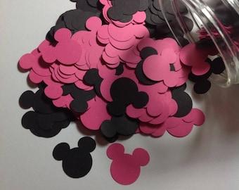 Monnie mouse party confetti