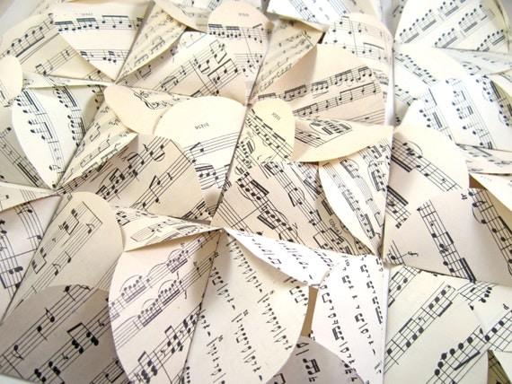 Set of 15 sheet music envelopes