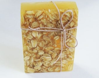 Honey and Oats - Soap
