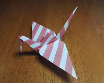 20 Origami Crane Wedding Favors Baby Girl