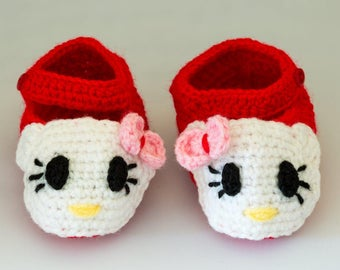 Hello kitty babies shoes