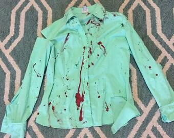 Zombie Halloween, Costume, Walking Dead Costume, Halloween Costume, Horror, Halloween, Zombie Shirt