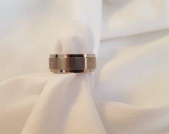 Titanium Wedding Band (Ring)