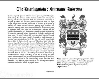 Black & White Family Crest - Coat of Arms - Name Origin - Heraldry - Geneology - Family Name Meaning - Family History - Surname History