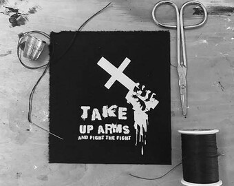 Take up Arms Patch