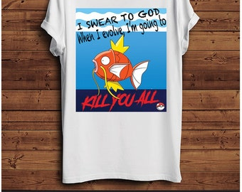 Pokemon magikarp T Shirt