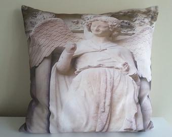 "Pillowcase ""Smiling Angel"""
