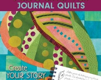 How To: Fusible Quilt - Fuse and Tell  by Laura Wasilowski